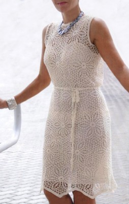 Favorite patterns - crochet dress 1026f