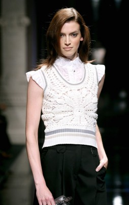 Favorite patterns - crochet top 6015
