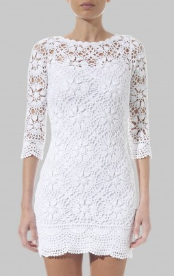 Favoritepatterns - crochet dress 1010