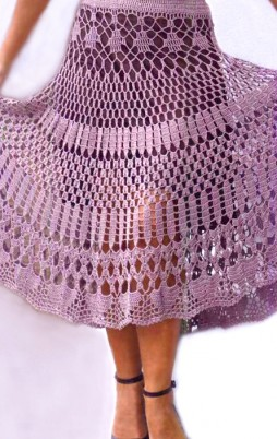 Favorite patterns - crochet skirt 5020