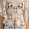 Crochet tunic PATTERN, designer crochet tunic pattern, beach tunic PDF.