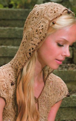 Favorite patterns - crochet tunic 4022