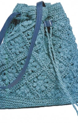 Favorite patterns - crochet bag 8012