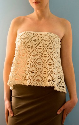 Favorite patterns - crochet top 6023