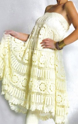 Favorite patterns - crochet skirt 5015w