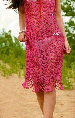 Favorite patterns - crochet skirt 5023c