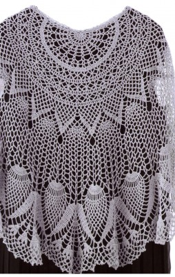 Favorite patterns - crochet cape 7016