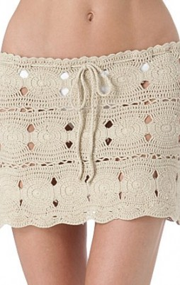 Favorite patterns - crochet skirt 5033c