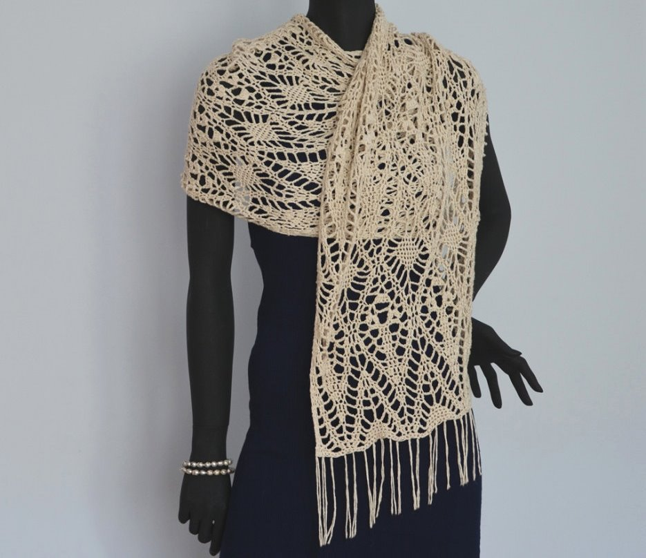 Crochet Wrap Pattern Wedding Crochet Shawl Pattern Shoulder Wrap