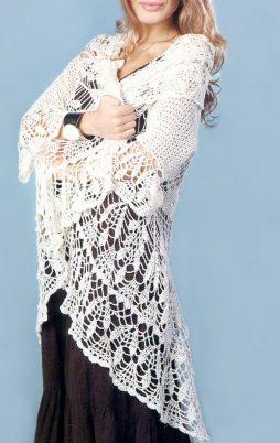 Favorite patterns - crochet jacket 3032