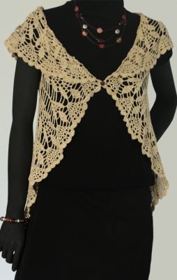 Favorite patterns - crochet jacket 3032f