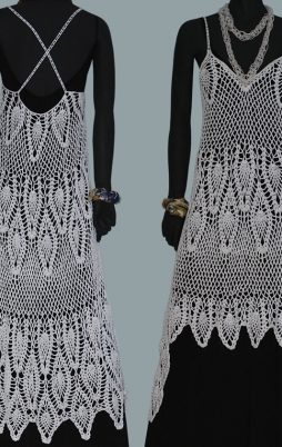 Favorite patterns - crochet dress 1056l