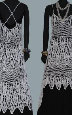 Favorite patterns - crochet dress 1056l
