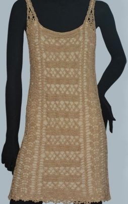 Favorite patterns - crochet dress 1062m