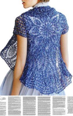 Favorite patterns - crochet vest 3033z1