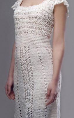 Favorite patterns - crochet dress 1069