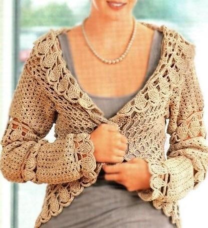 Crochet Vest Pattern Boho Vest Detailed Instructions Every Row