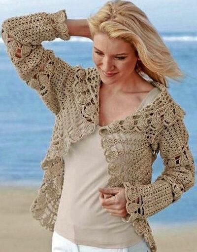 Crochet Vest Pattern Boho Vest Detailed Pdf Tutorial For Every