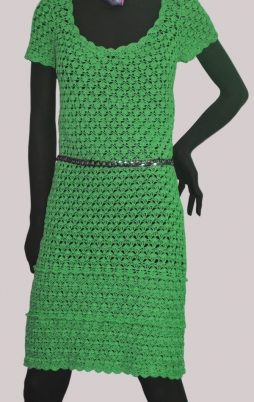 Favorite patterns - crochet dress 1071