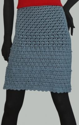 Favorite patterns - crochet skirt 5037b