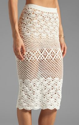 Favorite patterns - crochet skirt 5039d