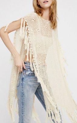 Favorite patterns - crochet poncho 7027s