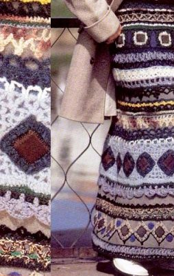 Favorite patterns - crochet skirt 5041