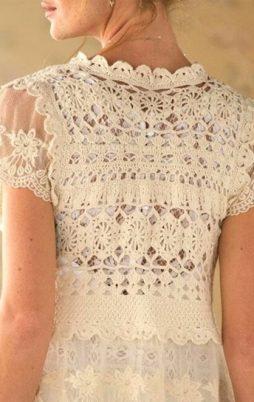 Favorite patterns - crochet vest 3045