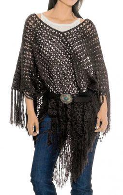 Favorite patterns - crochet poncho 7028c